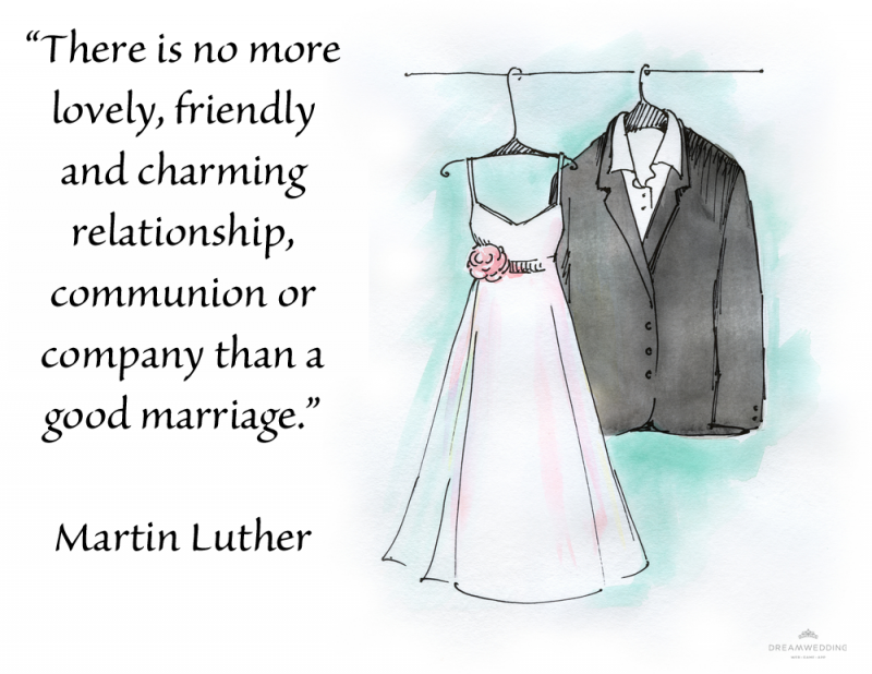 10 Romantic and Funny Quotes About Married Life | Funny ...