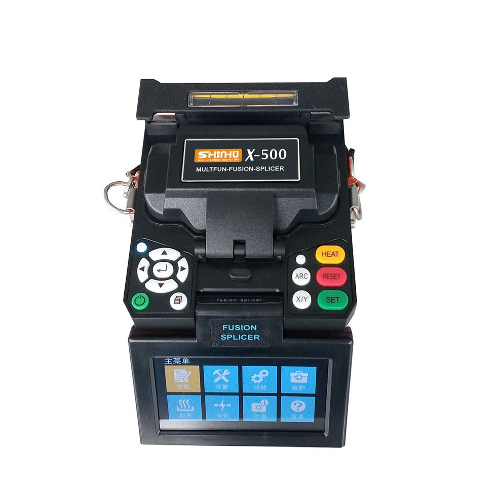 Pin By Shinhofiber On Splicing For Ftth Pinterest China Ai 7 Automatic Intelligent Optical Fiber Fusion Splicer Visit