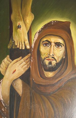 Resultado de imagem para san francesco se entregou a jesus