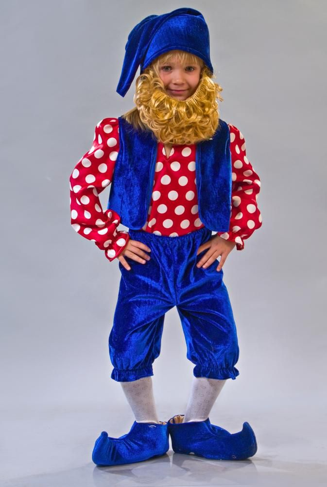 фото гнома костюм