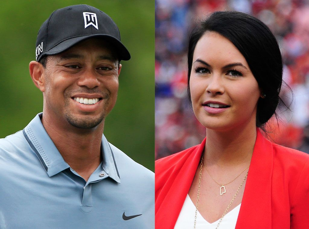 Tiger Woods Denies Affair With Pro Golfer's Ex-Wife ...