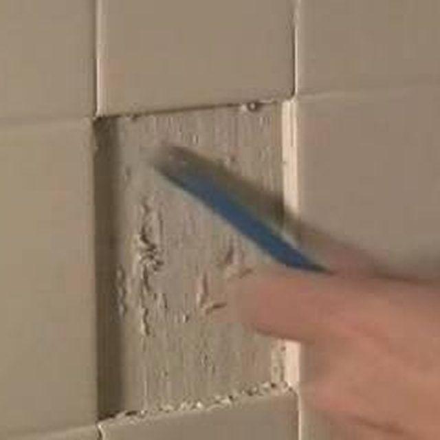 Bathroom Walls After Removing Tile