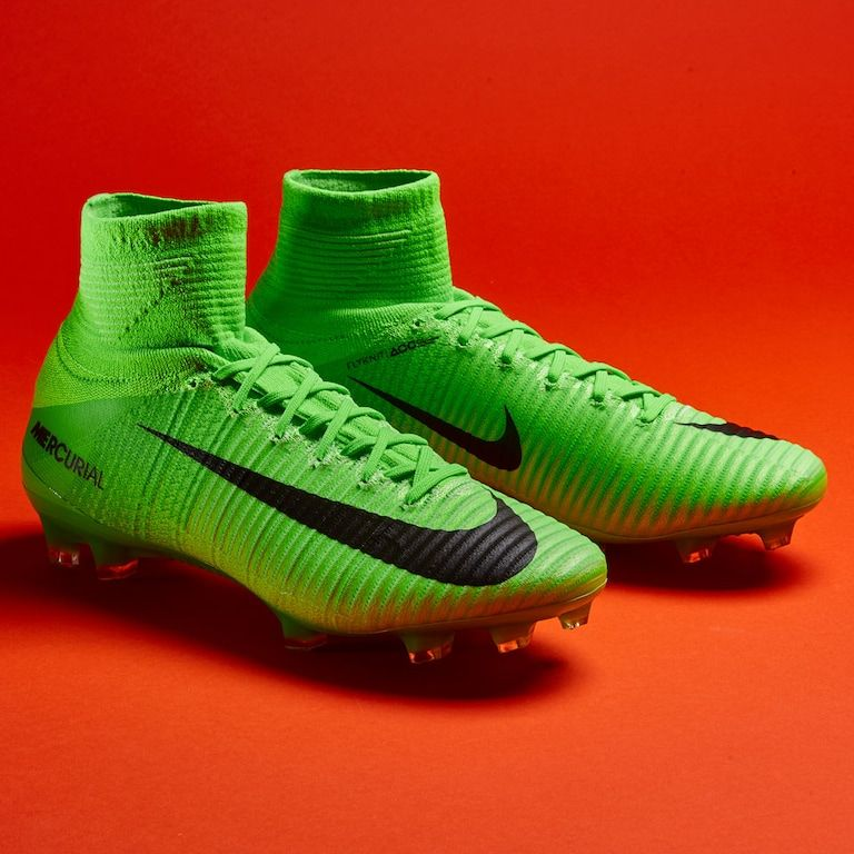 online store 7f0a5 dc0bd Nike Mercurial Superfly V FG - Mens Boots - Firm Ground - Electric Green Black Ghost  Green