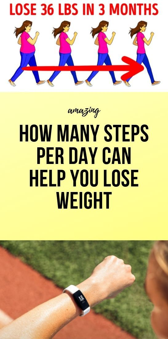 How Many Steps Per Day Can Help You Lose Weight #300workout