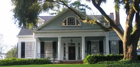 Greek Revival Architecture House Plan Designers