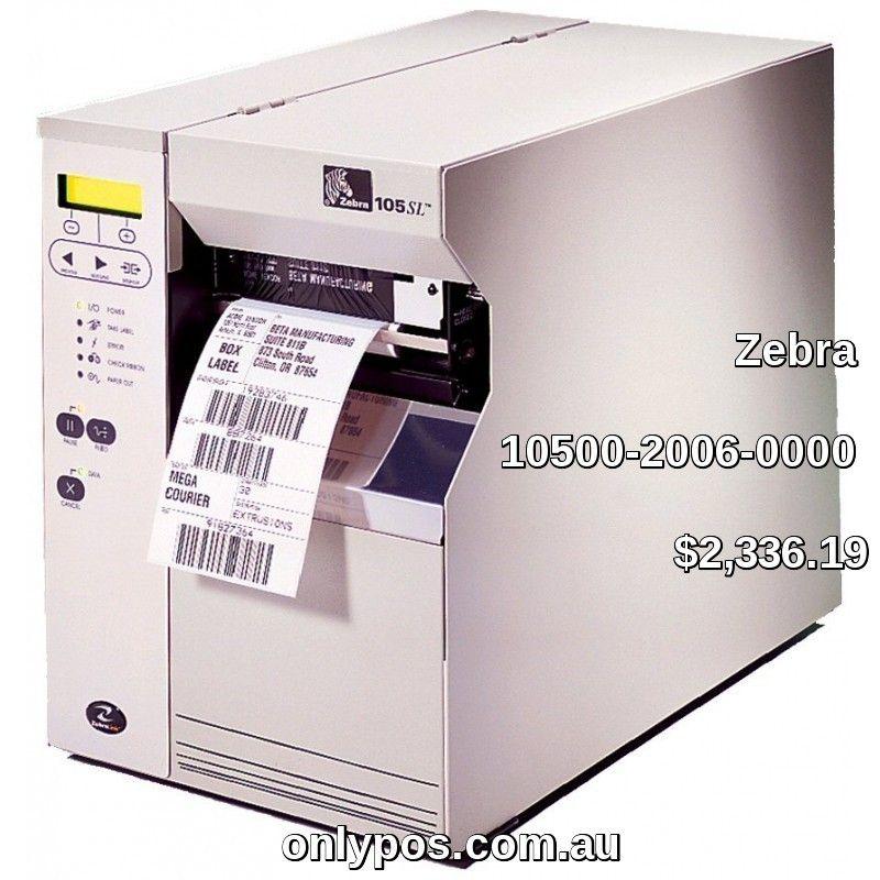 Buy Best Quality ZEBRA 105SL from OnlyPOS with FREE