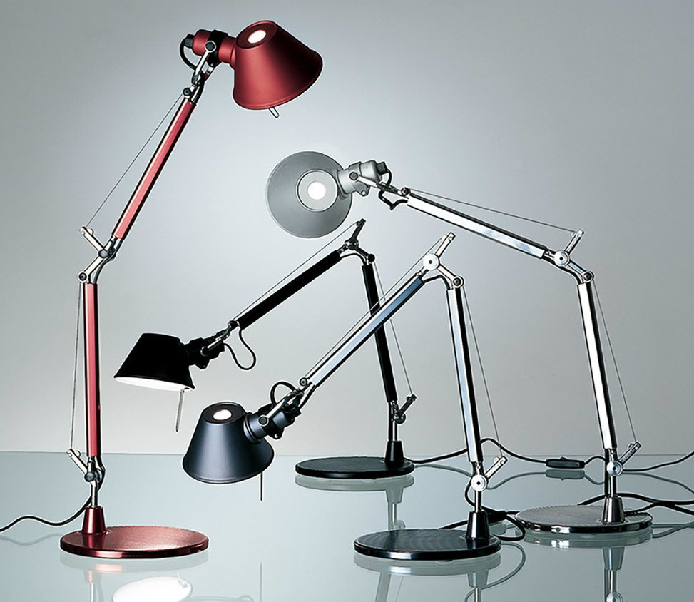 Tolomeo Mini Table Lamp Desk Lamp Lamp Lamp Design