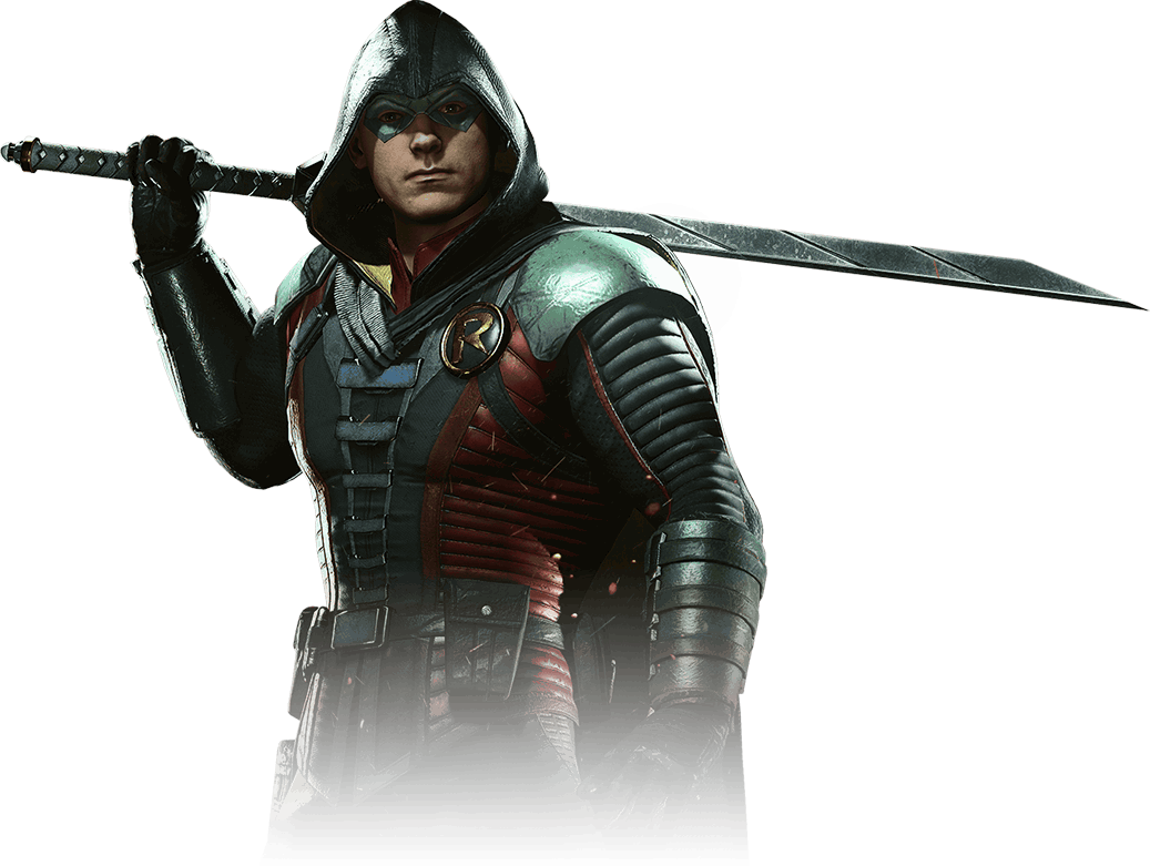 Robin Injustice 2 Portrait Png By Darkvoidpictures On Deviantart Injustice Injustice 2 Robin
