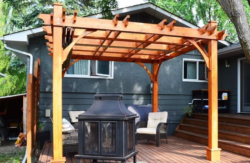Outdoor Living Today Breeze Pergola Kit 10 X 12 Outdoor Pergola Pergola Patio Pergola Plans