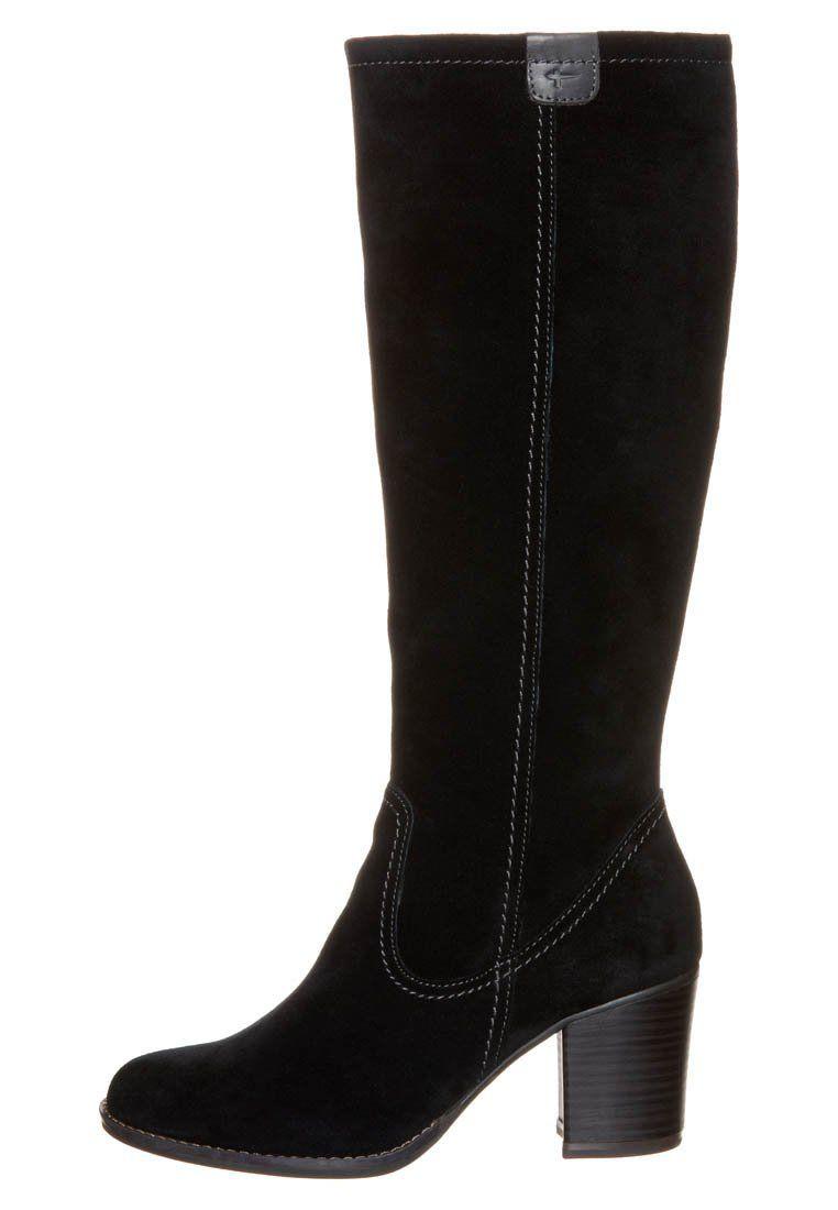 a31a0cfd0ad9 Tamaris - Høje støvler  Støvler - sort