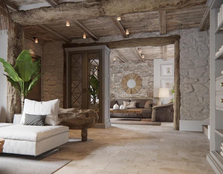 Great 40+ Majestic Homes In Mediterranean Rustic Chic Ideas #decorating  #decoratingideas #decorideas
