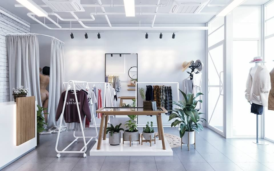 3d Fashion Shop 11 Model By Phan Thanh Duong Free Download