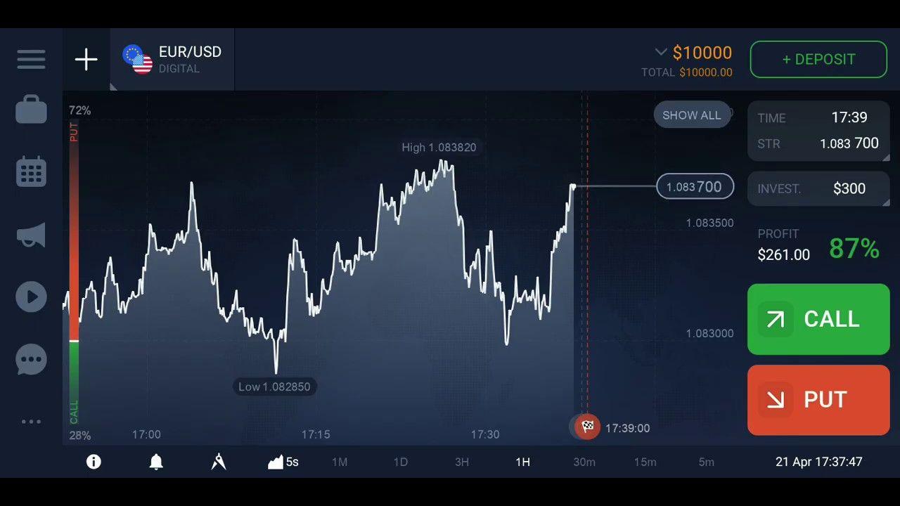 das iq option demokonto im detail top trading platforms for cryptocurrency