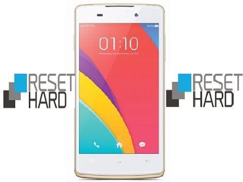 Hard Reset Oppo Joy R1011 Factory reset | Hard reset | Diagram, Bar