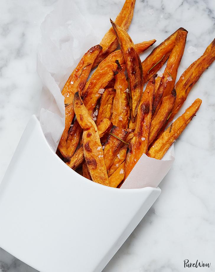 Baked Sweet Potato Fries Recipe Sweet Potato Fries Baked Side Dishes For Ribs Sweet Potato Fries