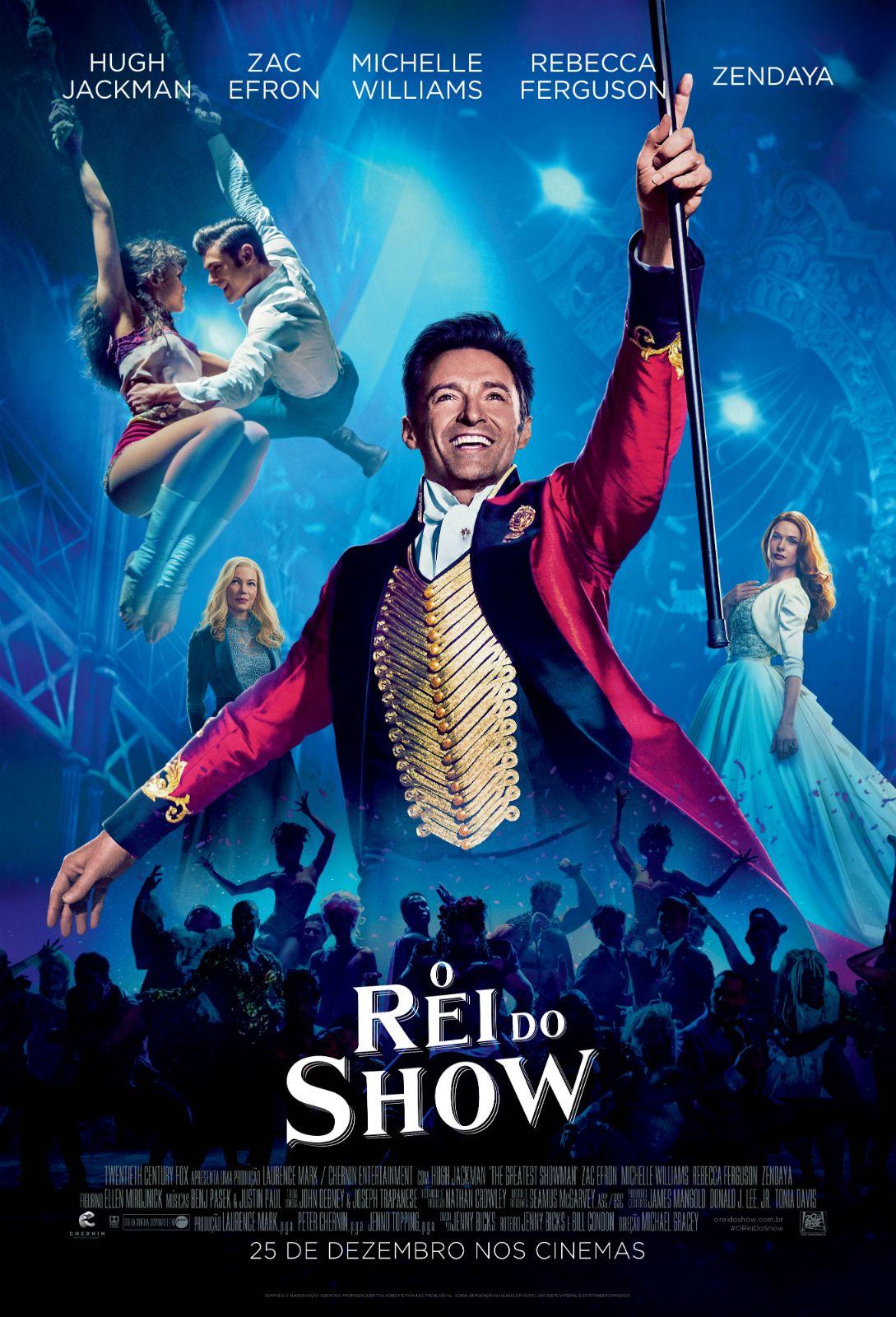 Critica De Estreia O Rei Do Show The Greatest Showman Com