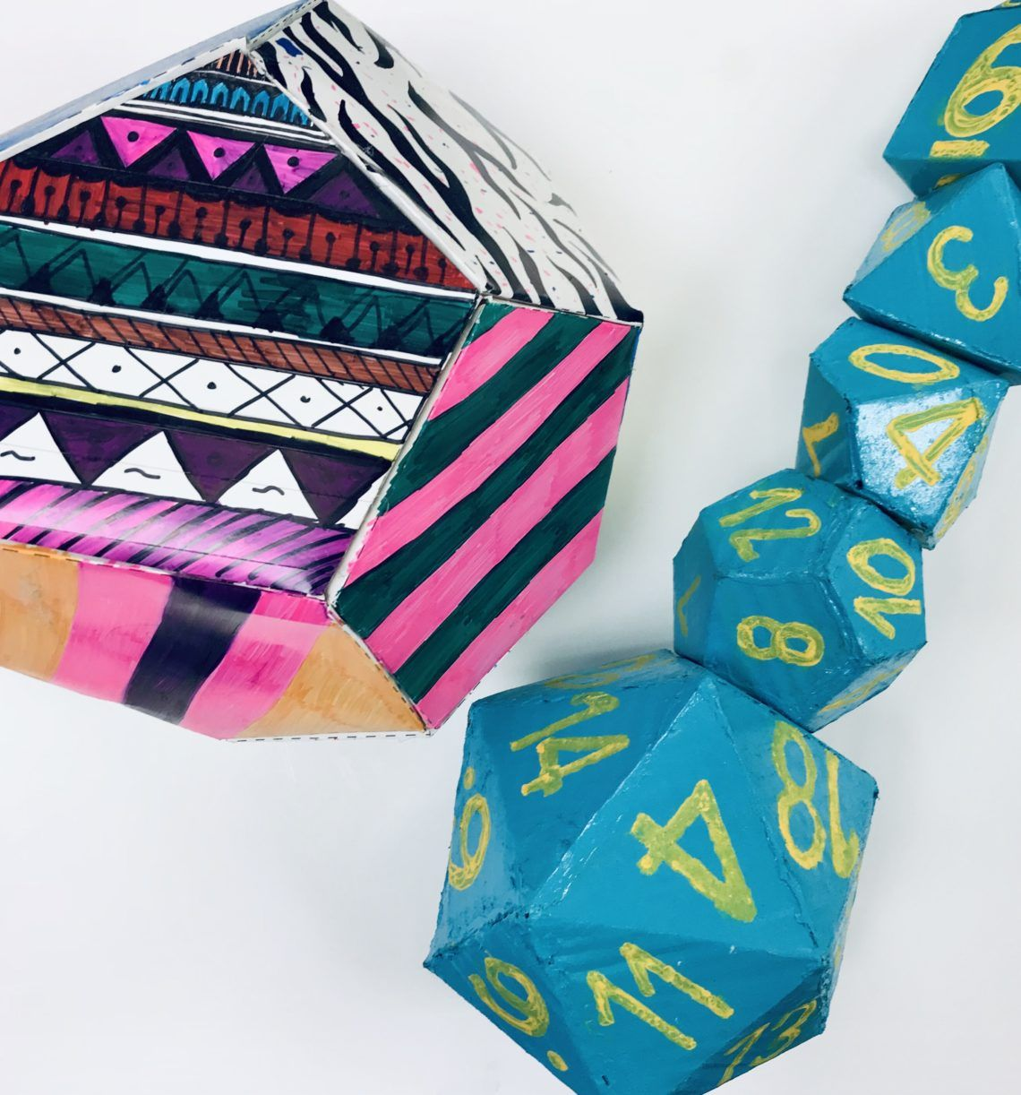 5 Geometry Projects For Middle And High School