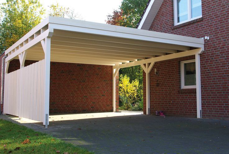 Double Carport Plans in 2020 Double carport, Carport
