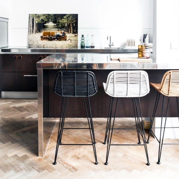 furniture-black-brown-white-rattan-bar-stools-mixed- & furniture-black-brown-white-rattan-bar-stools-mixed-chevron ... islam-shia.org
