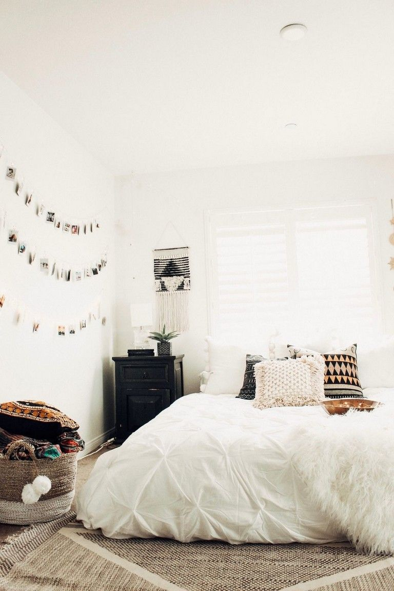42 Pervect College Apartment Bedroom Decorating Ideas ...