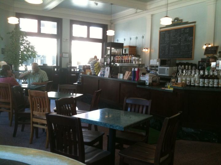 Exchange Bank Coffeehouse In Plymouth Wi Plymouth Home Sweet