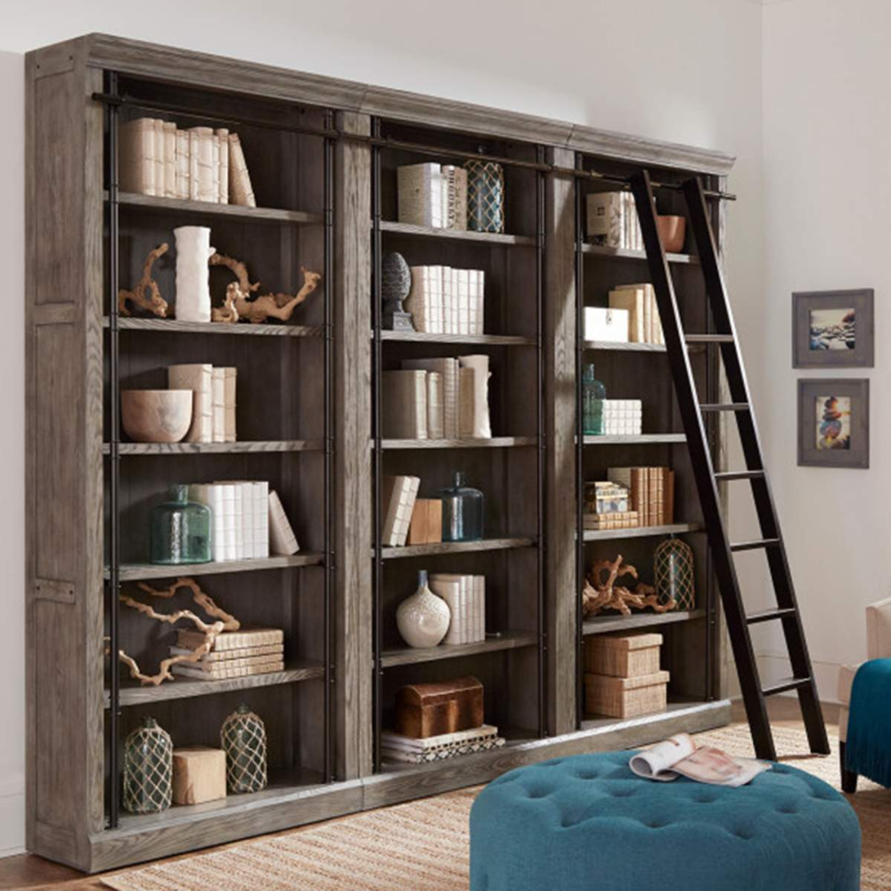 Cosgrove In 2020 Bookcase Wall Bookcase Rustic Bookcase
