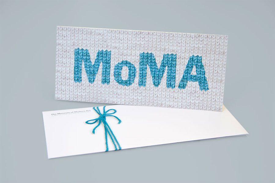 moma holiday cards for gift memberships - Moma Holiday Cards