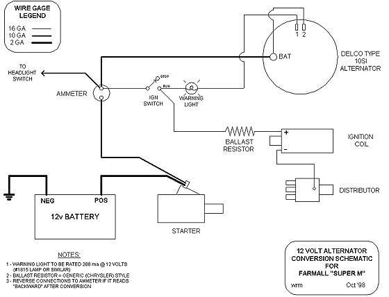 Farmall 756 Wiring Diagram