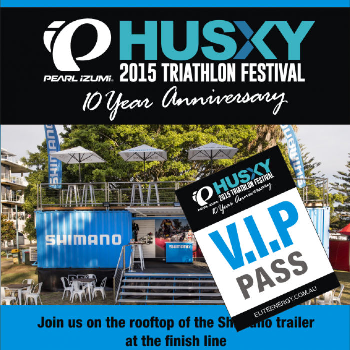 Elite Energy Husky 2015 VIP pass-Smartarts Design