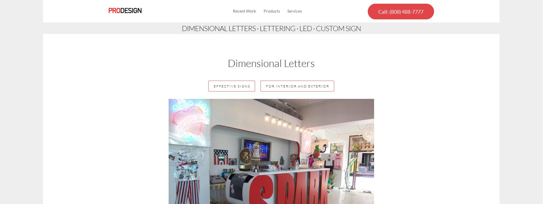 www.4887777.com/dimensional-letters.html