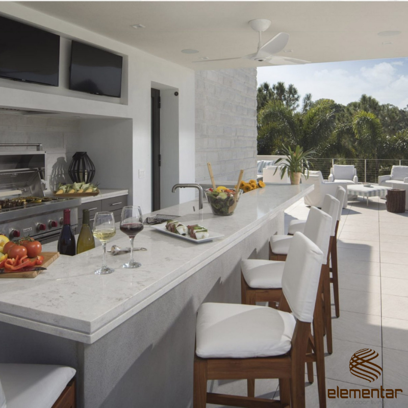 Pin by Elementar Outdoor Living on Summer Kitchen | Build ... on Elementar Outdoor Living  id=31428