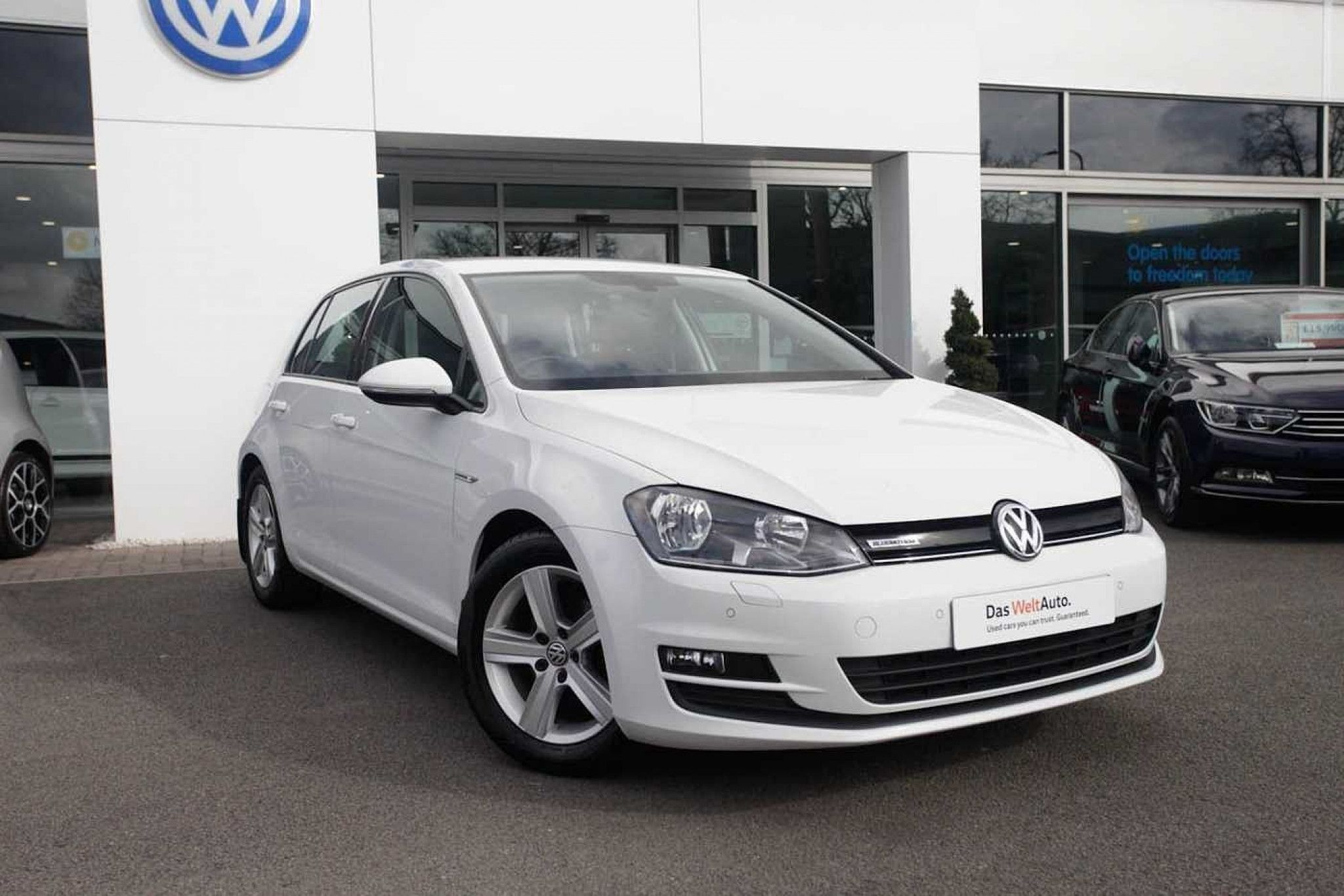 Volkswagen Golf 1 0 Tsi Match Bluemotion Edition 5dr Dsg In 2020