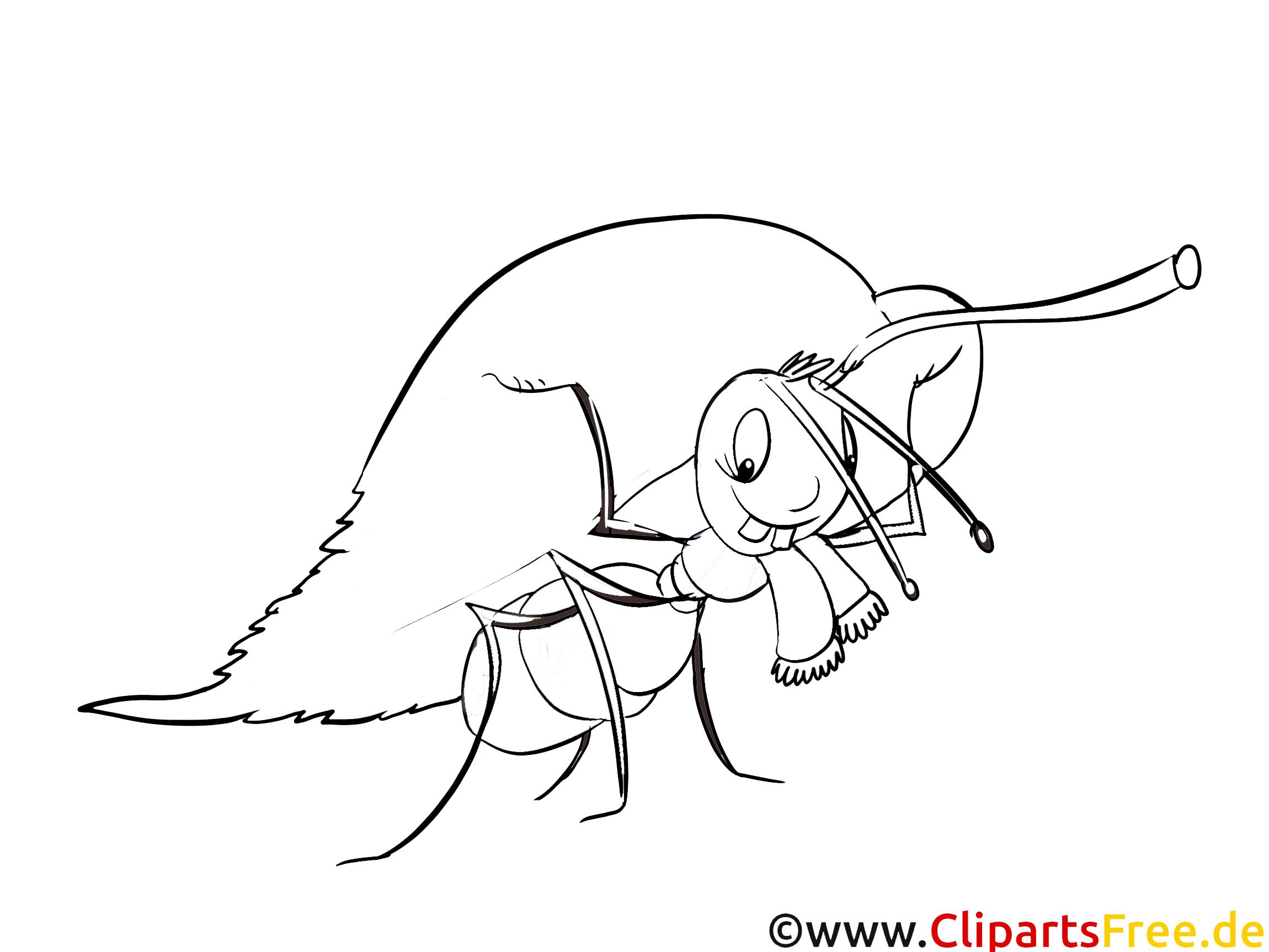 Ameise Bild Zum Ausmalen Malvorlagen Fur Kinder Ausmalen Bilder Zum Ausmalen Ameisen