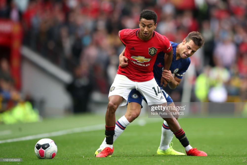 Daniel James Of Manchester United Celebrates After Scoring A Goal To Manchester United The Unit Ole Gunnar Solskjaer