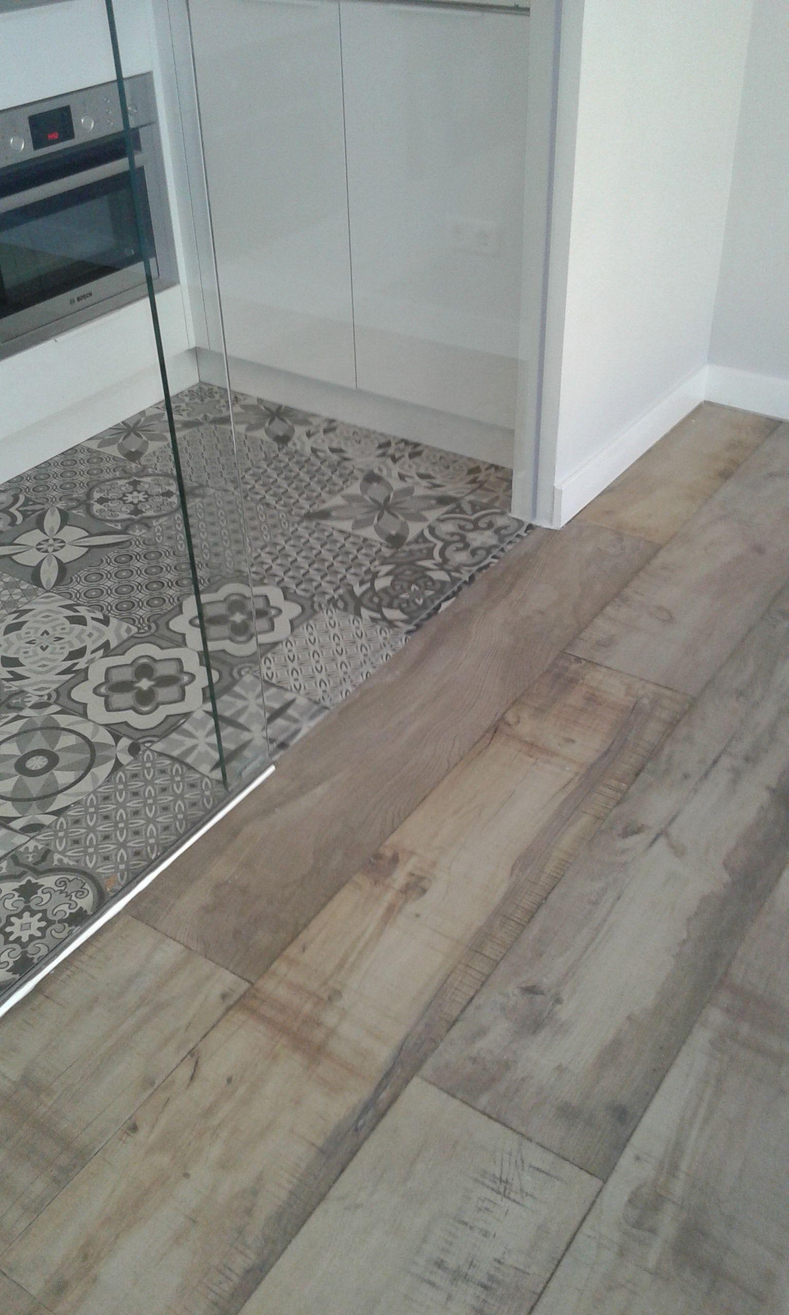 Propuesta de suelo de gres porcel nico para vivienda - Gres para escaleras ...