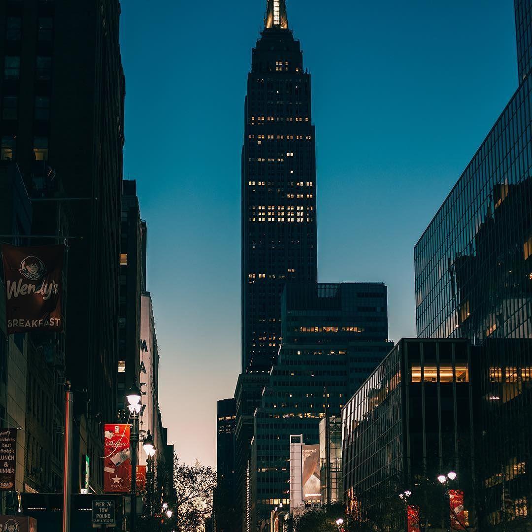 "gothamist: ""Good morning New York (: @scottheins)"""