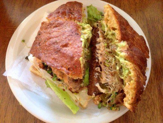 Vegan cheeseburger | Yelp