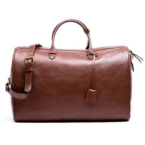 10 Leather Weekender Bag
