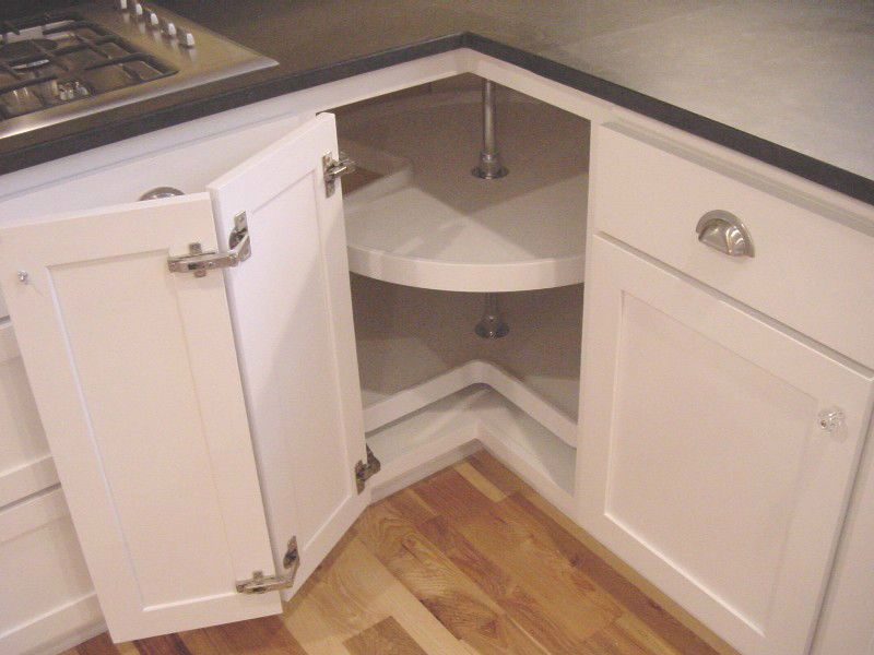 Complete Hardware Set For Lazy Susan Doors Lazy Susan Not Include This Is Must Command Setu Corner Kitchen Cabinet Kitchen Cabinets Hinges Kitchen Cabinets