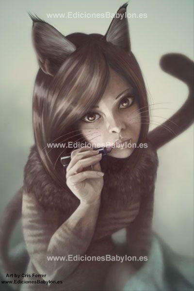 oh my cat!! cris Ferrer