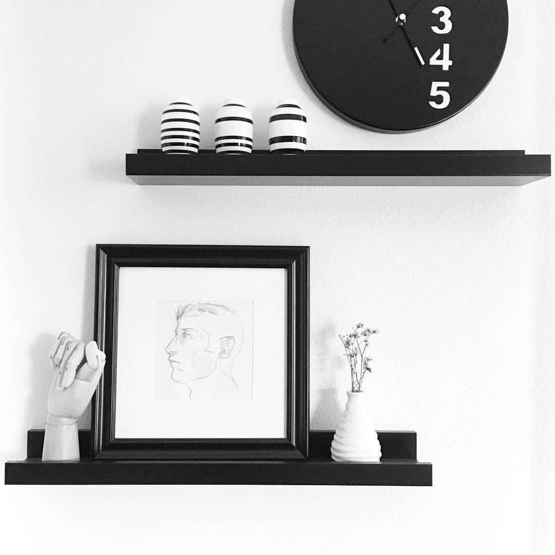 instagram shelfie shelf styling shelf decor. Black Bedroom Furniture Sets. Home Design Ideas