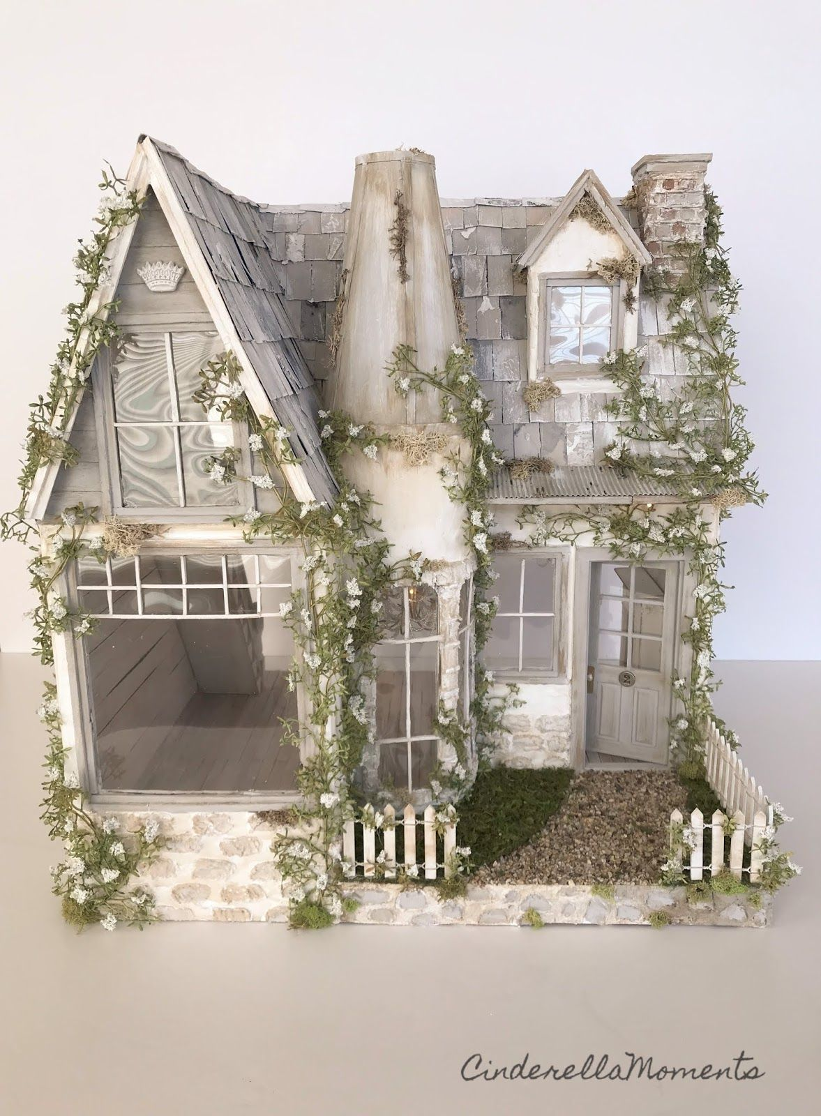 Chestnut Hill Cottage by Cinderella Moments #witchcottage