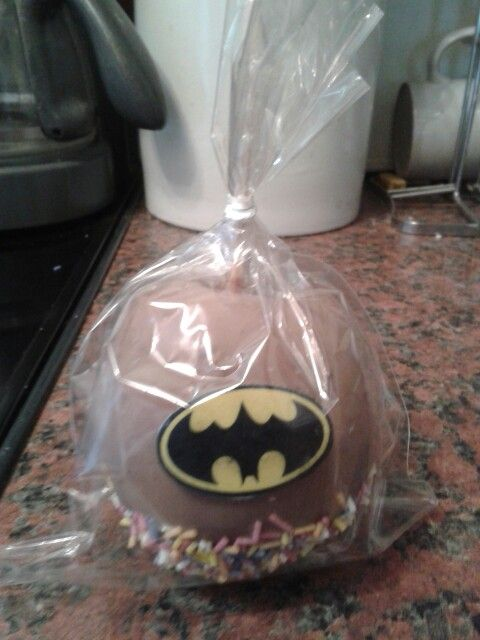 Batman apples