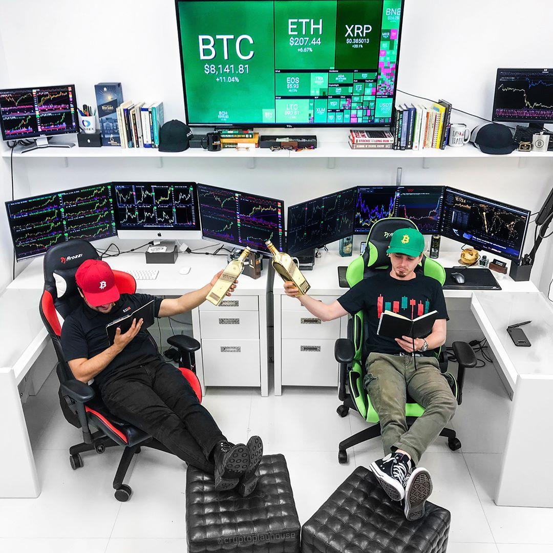 ufficio bitcoin