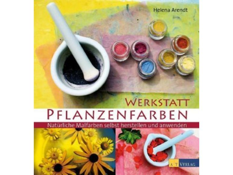 Werkstatt Pflanzenfarben 1