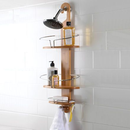 my storage shower caddy come to my house now