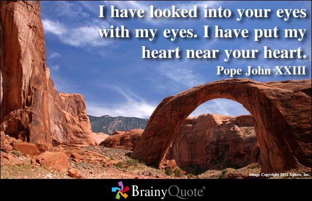 Pope John XXIII Quote