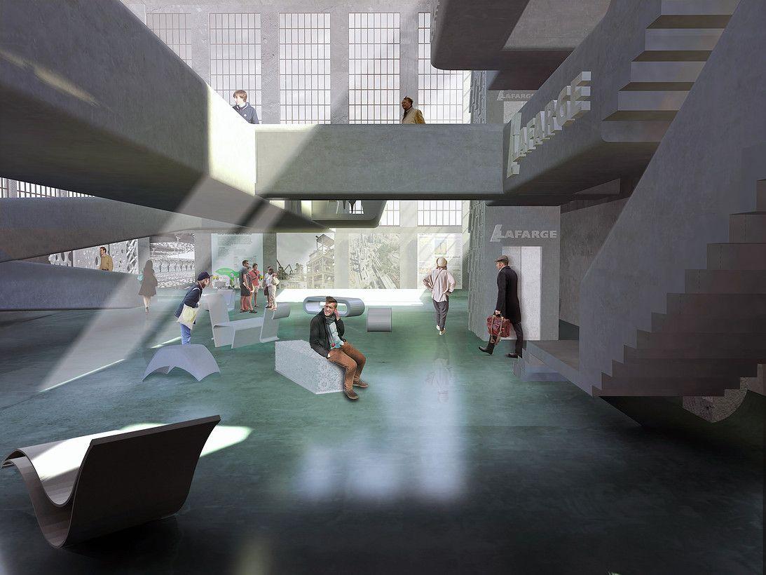Lafarge Armazém 5 - CTA - Candida Tabet Arquitetura www.candidatabet.com