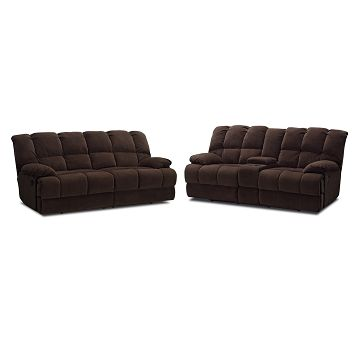 Superbe American Signature Furniture   Boston II Upholstery 2 Pc. Reclining Living  Room $1,199.98