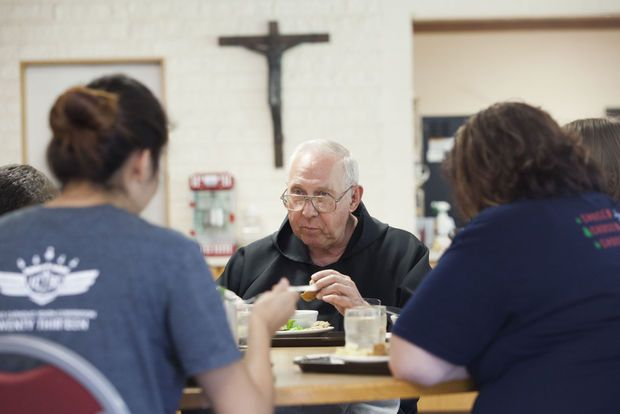 .@ crux @twinfallstn: An Aging Order: 50-year-old Jerome Monastery Attracts Youth Interest but not Commitment